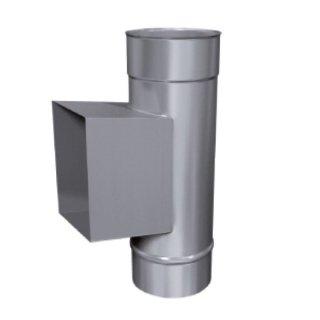 schornsteinsanierung pr f ffnung 0 6 mm dn 160 ohne klappe. Black Bedroom Furniture Sets. Home Design Ideas