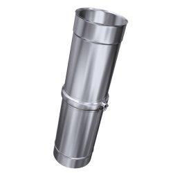 Schornsteinsanierung Justierelement 0,6 mm DN 80