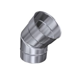 Kaminsanierung Winkel drehbar 0,6 mm DN 150 ohne Revision...