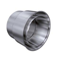 Kamin Sanierung Doppelwandfutter DN 80 100 mm 0,6 mm