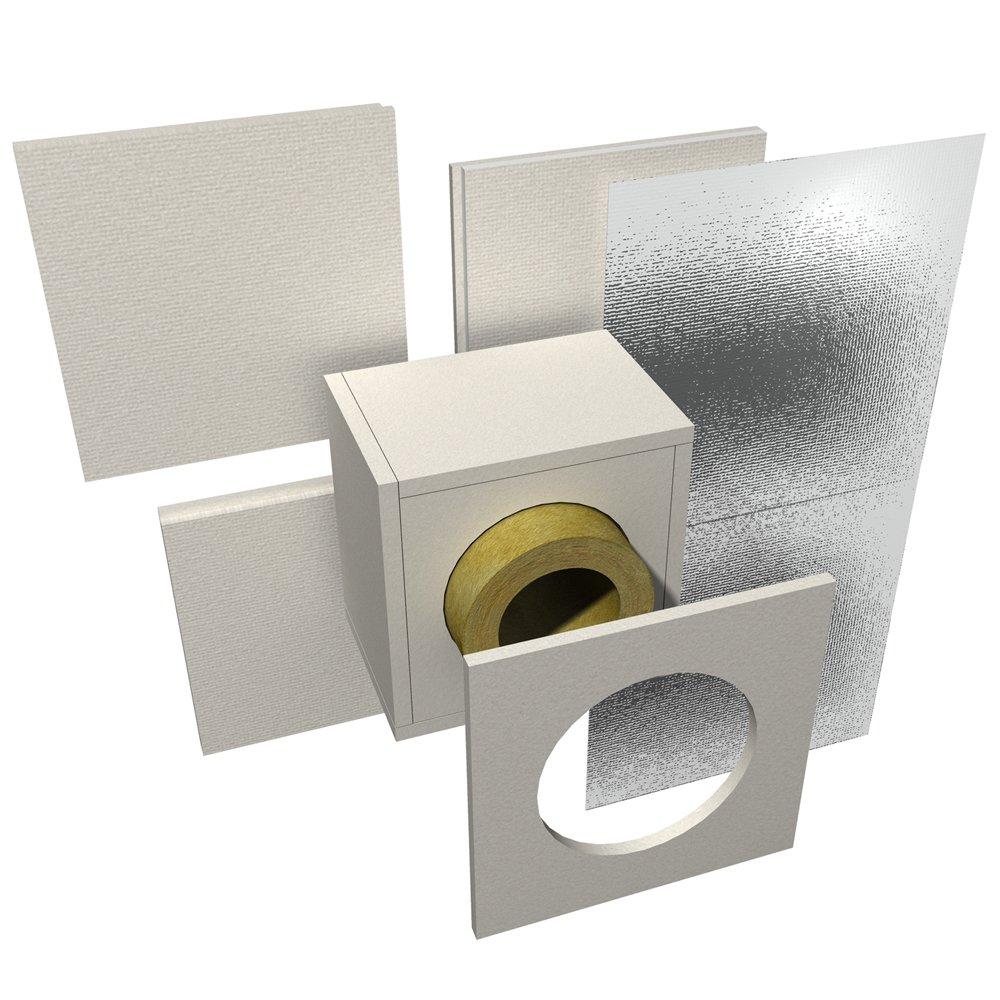 brandschutz wand deckendurchf hrung raab schornstein. Black Bedroom Furniture Sets. Home Design Ideas