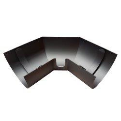 Ofenrohr Hitzeschutzschild für Bogen 90° seitlich