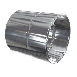 Kaminsanierung Doppelwandfutter OSU 0,8 mm DN 180 200 mm
