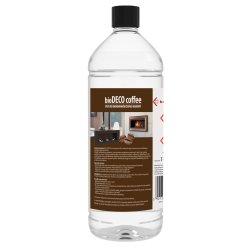 Ethanol Biobrennstoff Bio-Deco 1 Liter Kaffee