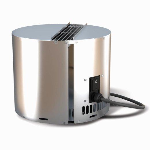 Rauchsauger RBV1 - Abgasventilator als Anzündhilfe 0,27 A - 0,036 kW