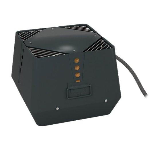 RSVG - Abgasventilator mit Zentrifugalrad und eingebauter Differenzdrucküberwachung