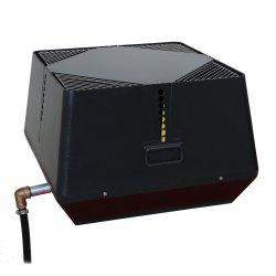 Abgasventilator mit Zentrifugalrad und integriertem...
